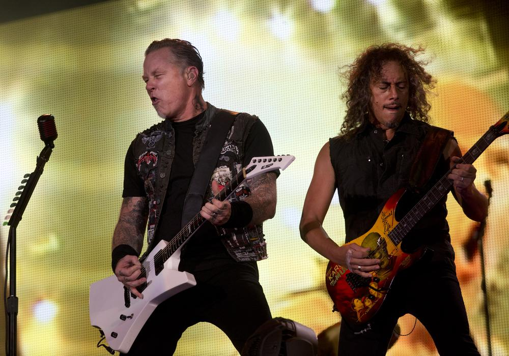 Metallica have announced their first album in eight years