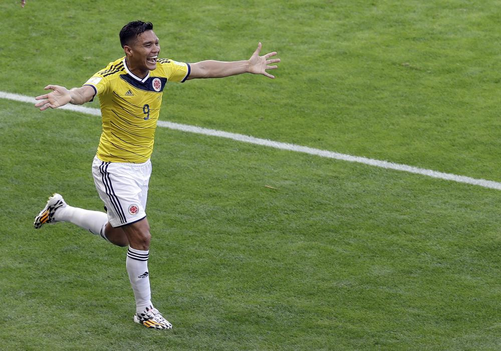 Why Teo Gutierrez is an essential ingredient for Jose Pekerman's Colombia