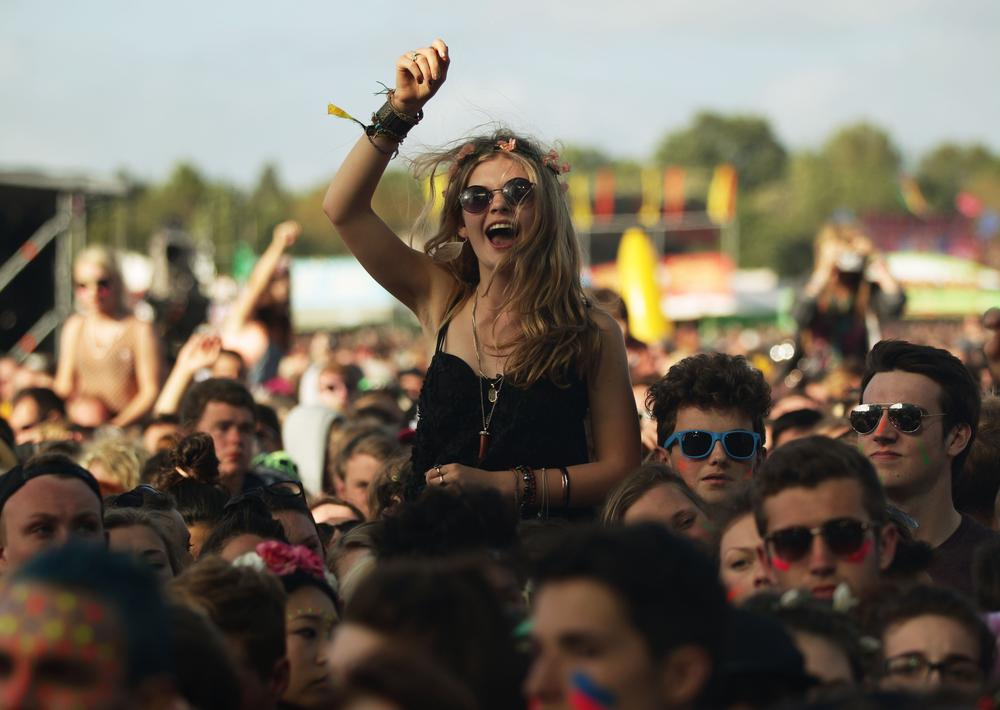 Isle of Wight Festival weather: You'll need to pack wellies – but there's sun as well
