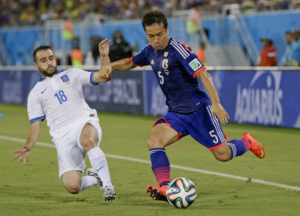 Twitter reacts to 'boring' goalless World Cup match between Japan and Greece