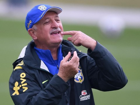 The Luiz Felipe Scolari Family 2.0 ready to make World Cup history for Brazil