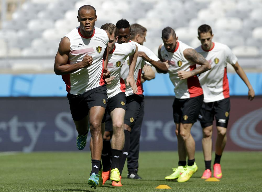 Can Belgium live up to the hype and deliver at Brazil 2014?