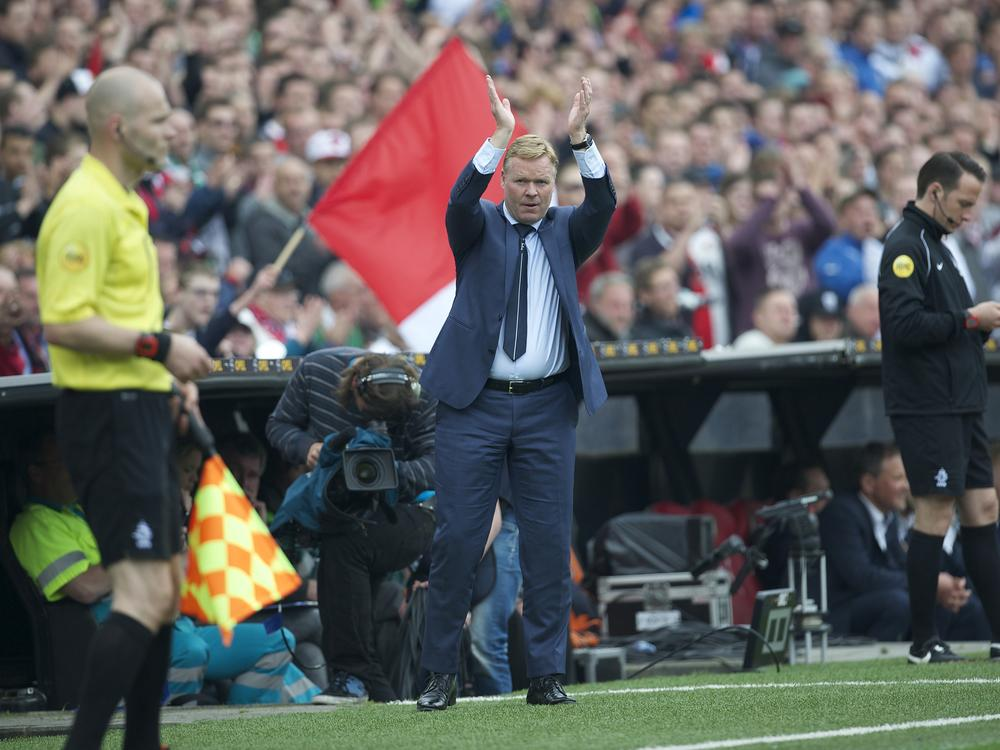 I forgive you Ronald Koeman, welcome to Southampton