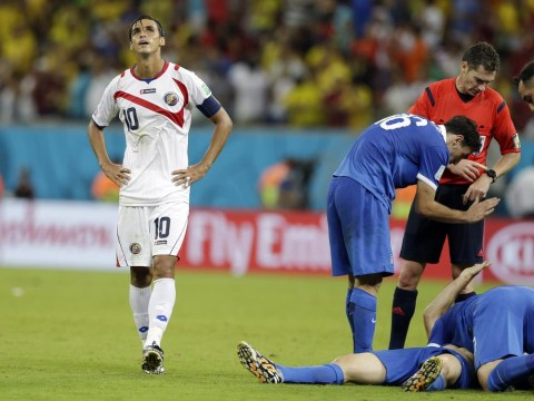 Punter loses a whopping £146,000 after last-minute Greece equaliser denies Costa Rica victory in normal time