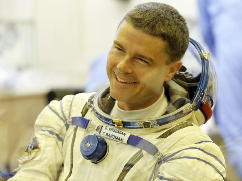 Astronaut uploads the first Vine filmed in space