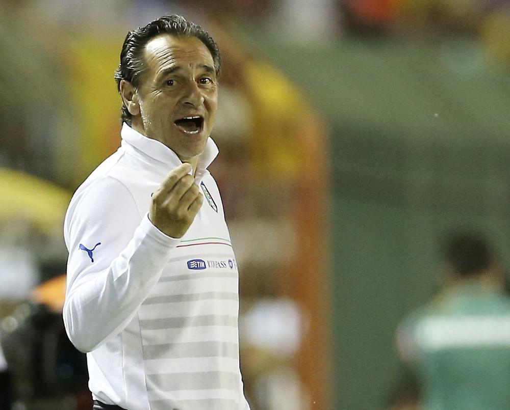 Italy's key man is not who you might think – it's tactical genius Cesare Prandelli