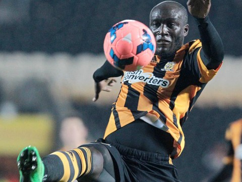 Hull striker Yannick Sagbo slapped with two-match ban over Nicolas Anelka 'quenelle' support