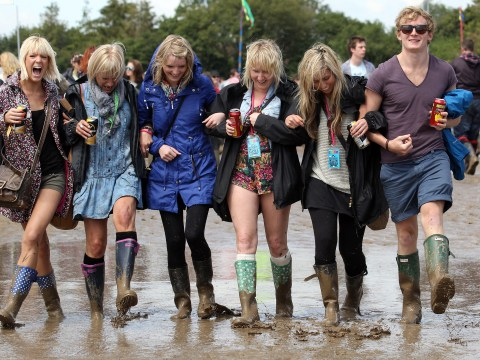 Glastonbury 2014 festival weather forecast: What to expect (and why rain isn't so bad)