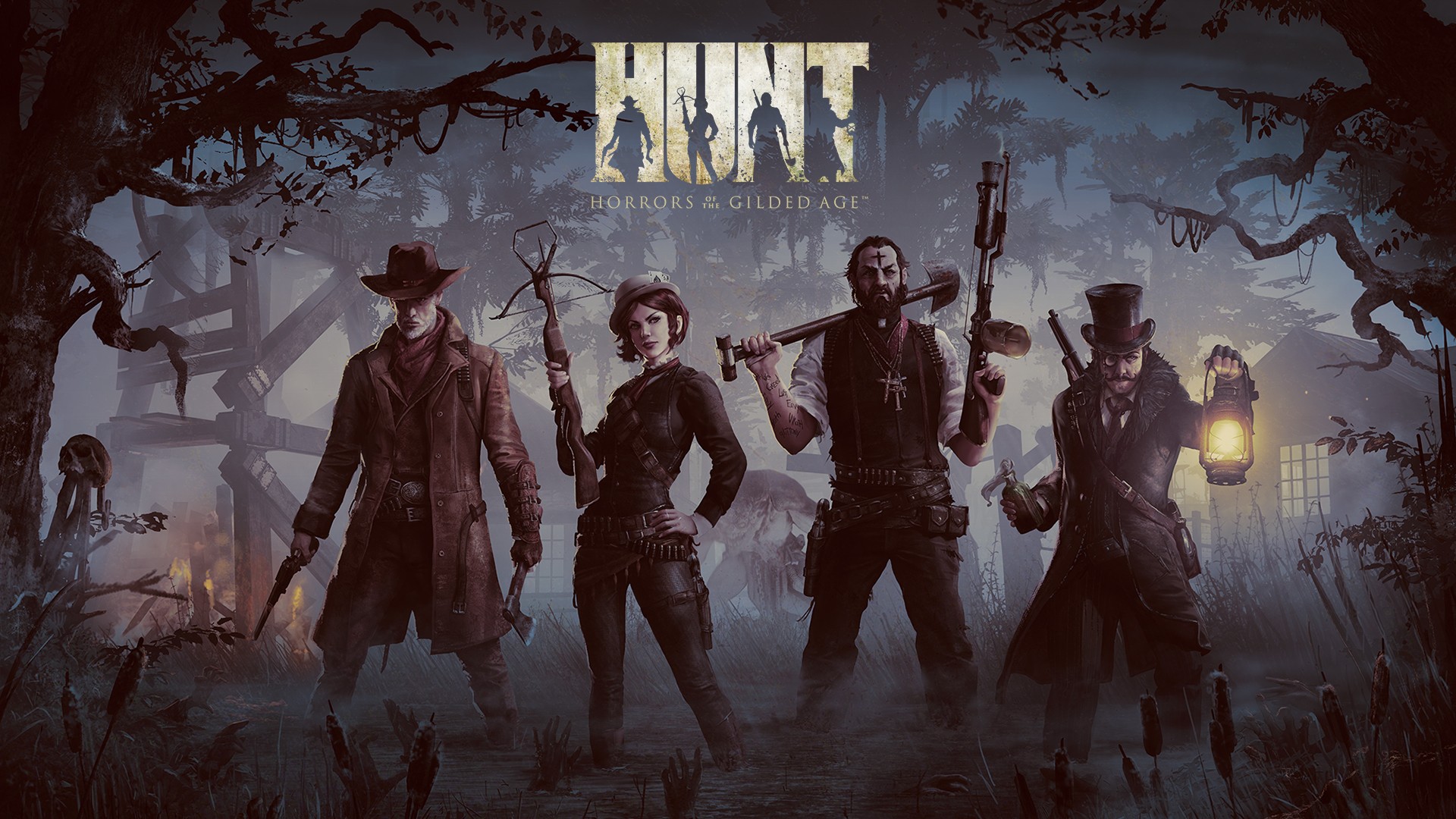 Darksiders creators unveil Hunt: Horrors Of The Gilded Age