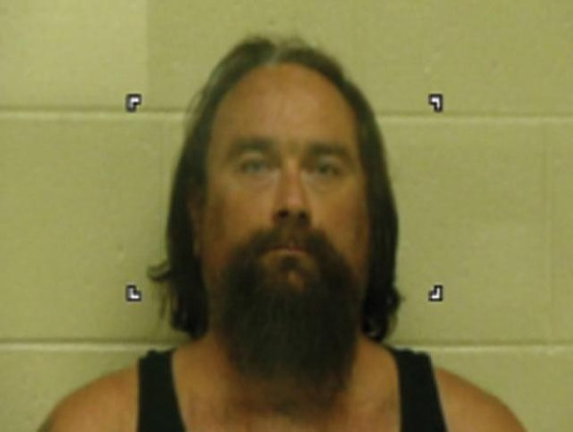 Gregory Scott Hale (Picture: Coffee County Sherriff's Office)