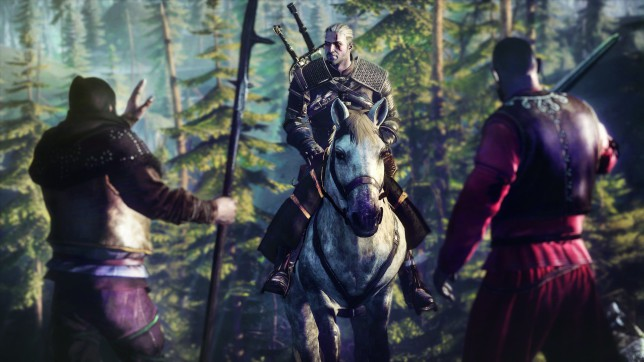 The Witcher 3: Wild Hunt - it'll be out when it's done