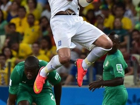 Everton linked with transfer move for former Manchester City and Celtic striker Georgios Samaras