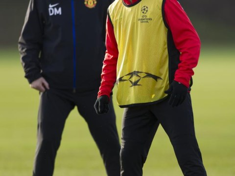 Manchester United striker Javier Hernandez lays into David Moyes for poor season