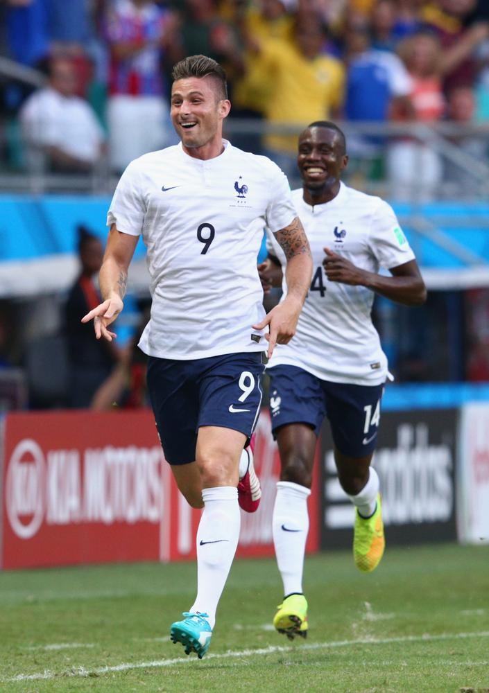 Why Arsenal's magnificent Olivier Giroud sums up spirit in France camp