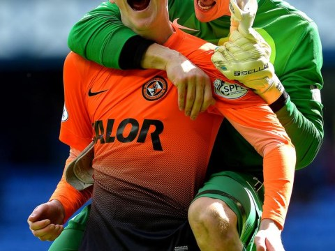 West Brom linked with transfer move for Dundee United defender Andrew Robertson