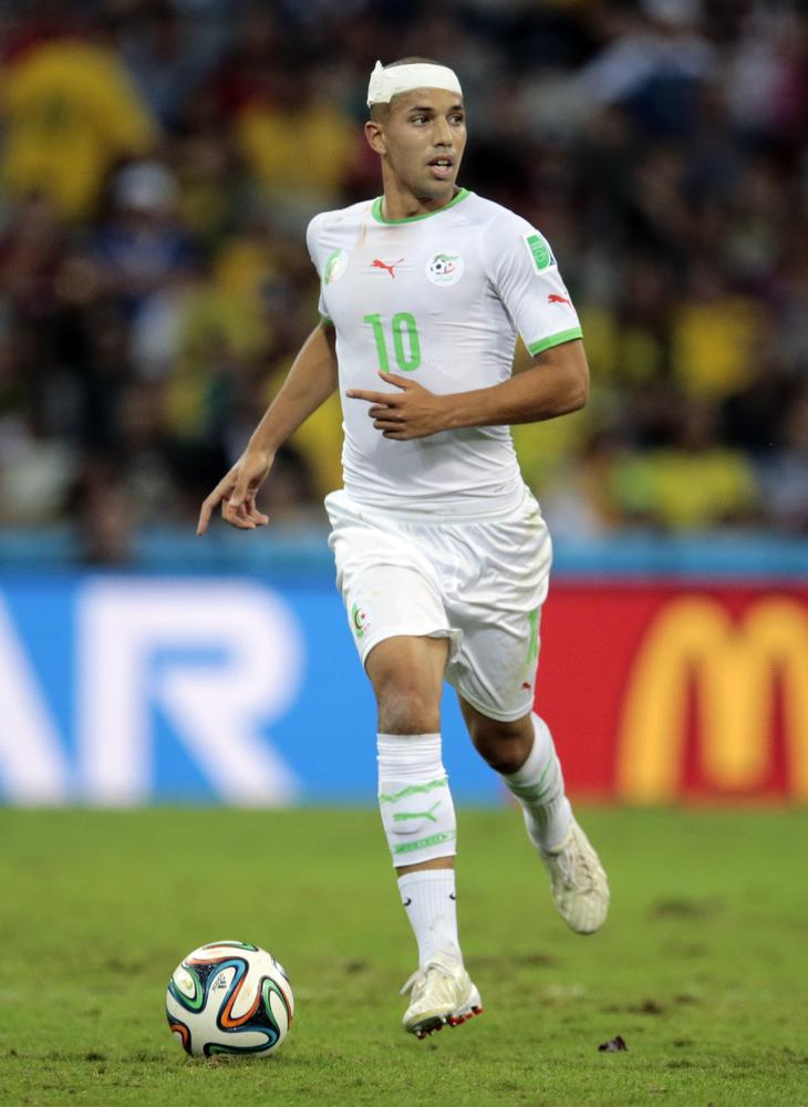 Algeria must not revert to their opening-game tactics against Germany