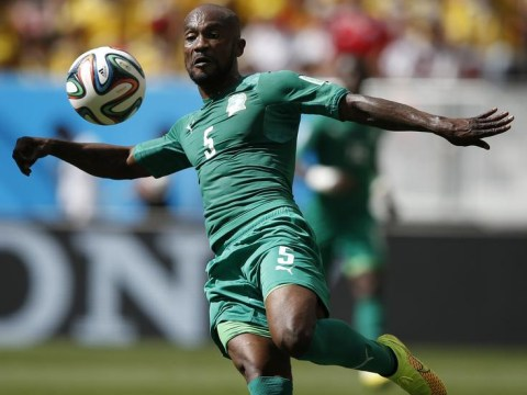 Ivory Coast face centre-back crisis with Didier Zokora suspended