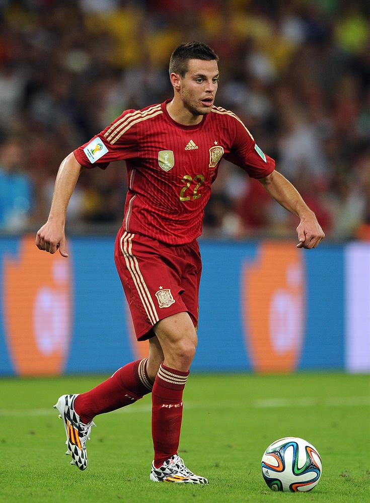 Chelsea's Cesar Azpilicueta wasn't a real upgrade for Spain in the end at World Cup