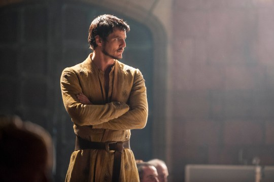 Oberyn perished at the hands of The Mountain in an awesome fight sequence (Picture: HBO)