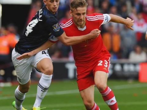 Luke Shaw told Southampton: Let me make Manchester United move
