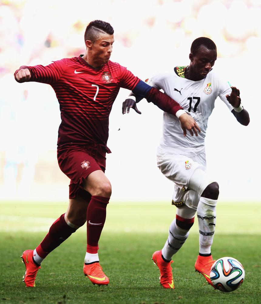 Relief and regret greet Ghana's shameful World Cup exit