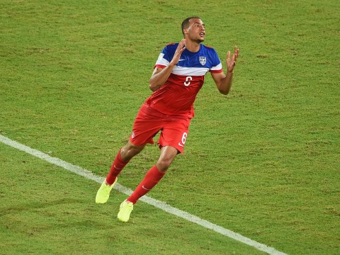 USA defender John Brooks dreams of scoring World Cup winner, does it days later