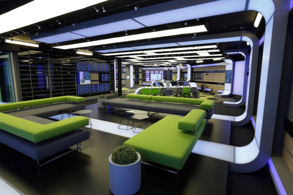 Big Brother 2014 house
