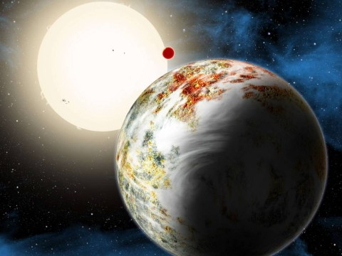 'Mega Earth': Scientists discover giant planet that could bear life