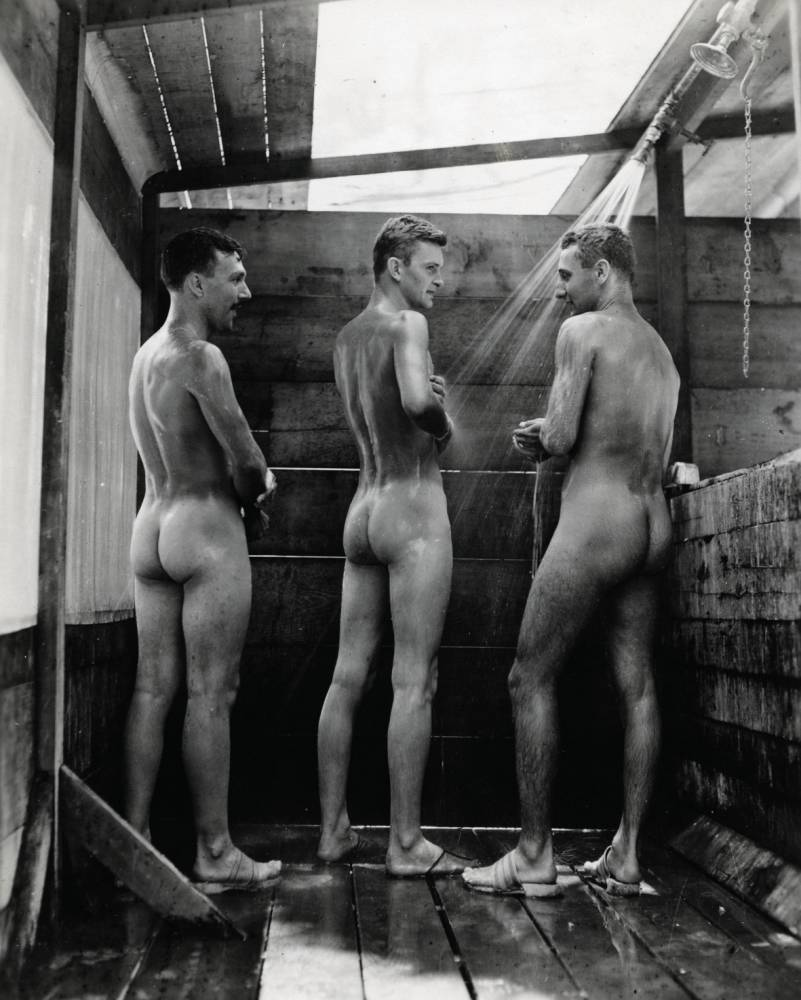 On 70th anniversary of D-Day these nudie pics of soldiers shed new light on wartime life
