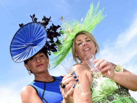 Pictures: Epsom Derby 2014 Ladies Day Fashion
