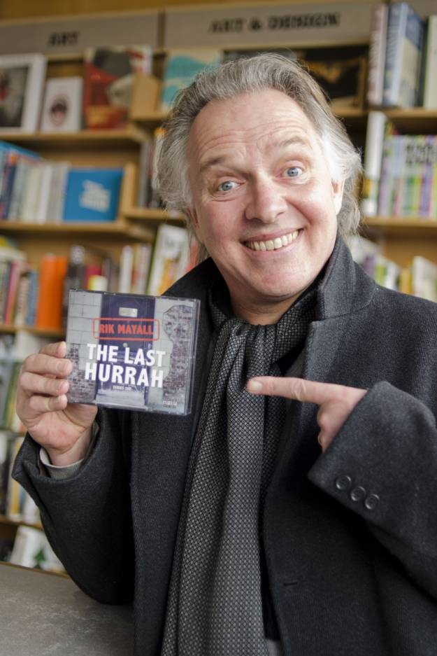 Rik Mayall 'suffered heart attack after morning run' as post-mortem results prove 'inconclusive'
