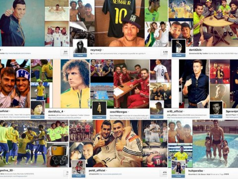 No place for Lionel Messi or Mario Balotelli in the Instagram World Cup XI – so who makes the team?