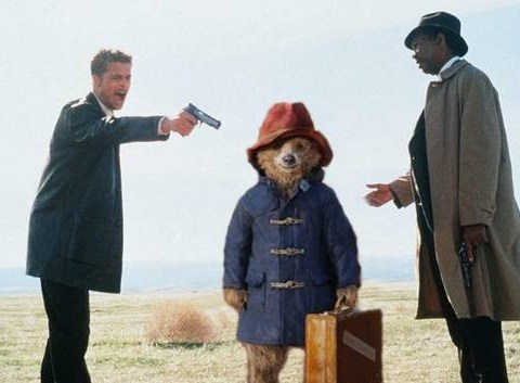 Creepy Paddington might just be the best new Tumblr you have seen in ages