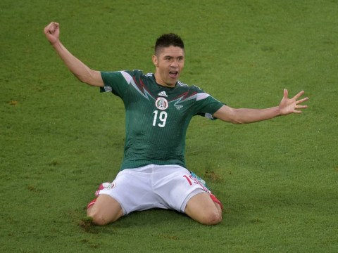 World Cup 2014: Giovani Dos Santos still can't score but Oribe Peralta finally gives Mexico victory over Cameroon