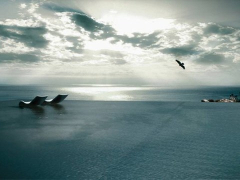 This might just be the most amazing infinity pool you have ever seen
