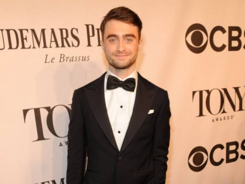 Daniel Radcliffe would like you to see him as a sex symbol please