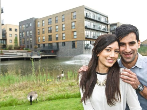 Property: We're moving into our new place six days after our wedding
