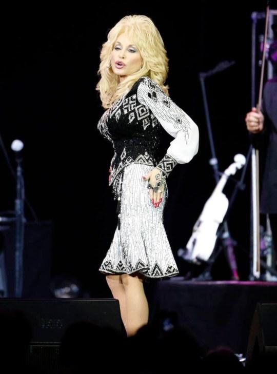 Dolly Parton plays Glastonbury 2014 tomorrow