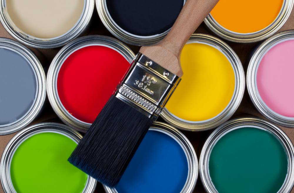 Man sues paint company over 'racist' names (Picture: File)