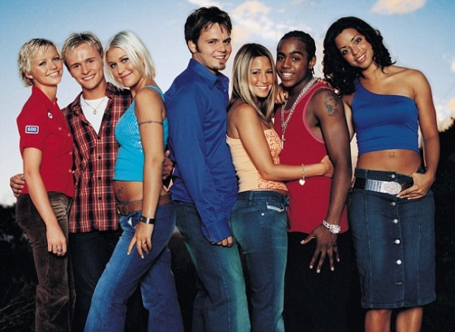 S Club 7 as they were back in the day (Picture: Promo)