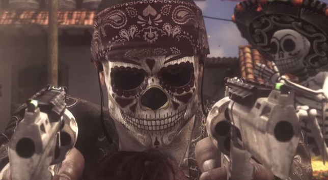 Call Of Duty: Ghosts – Invasion DLC review – Pirates of the Mummy Call Of Duty Ghosts Extinction Map Pack on