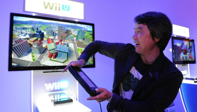 Does Nintendo already have a plan for the Wii U's successor?