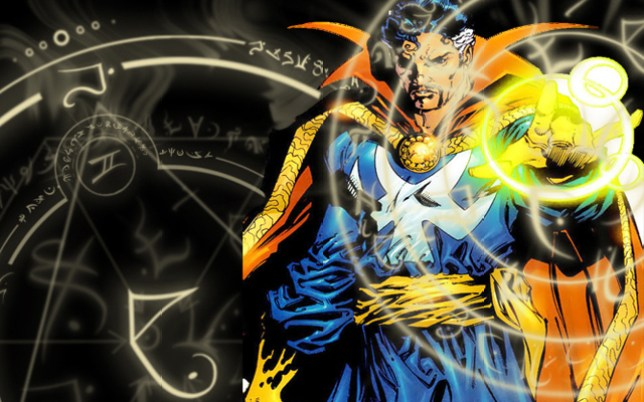 Doctor Strange is the latest comic book star to get the big screen treatment (Picture: Marvel)