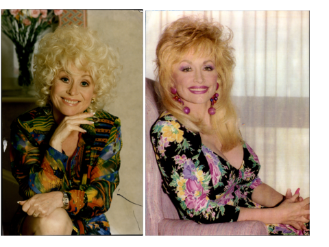 15 pictures that prove Dolly Parton and Barbara Windsor are basically the same person