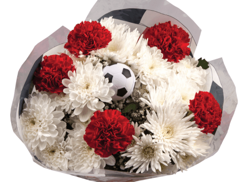 Morrisons releases World Cup themed floral bouquet, women around the UK weep