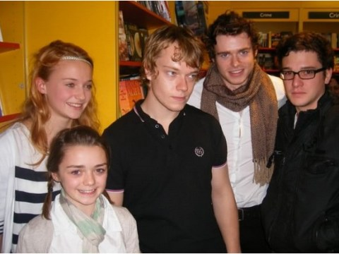 This photo of a very young Game of Thrones cast might just make your year