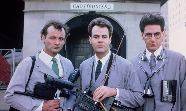 Do you know your Ghostbusters? Test your spook-tacular knowledge in our quiz