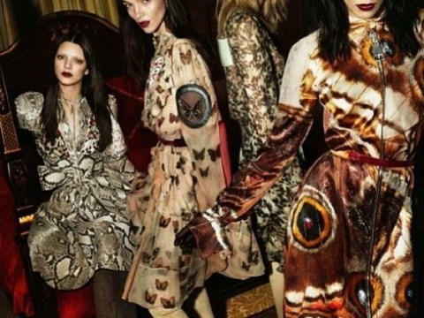 It's all about keeping up with Kendall Jenner now as she bags Givenchy ad campaign