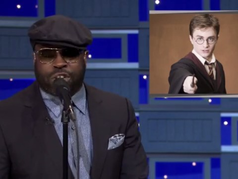 The Roots perform insane Harry Potter rap on The Tonight Show with Jimmy Fallon