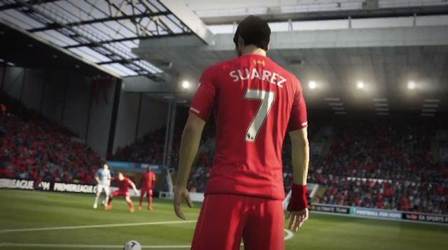 First FIFA 15 teaser online now – full trailer on Monday